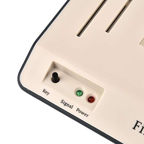 Sistema de alarma inalámbrico GSM, terminal inalámbrico fijo, alta calidad más segura para teléfonos públicos domésticos(Dual band, British standard (100-240V))