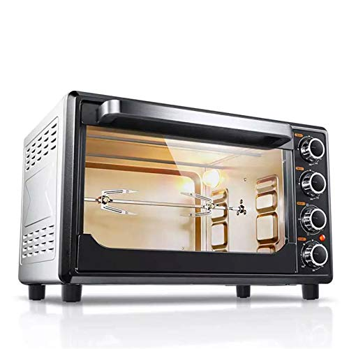 41cVOsxu aL. SS500  - Oven Built In Electric Single Oven - Stainless Steel Built-in Electric Double Oven & timer 1600 W Mini Oven Mini Oven…