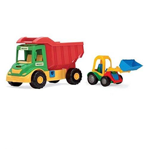 Wader - 2078183 - Multi Truck avec Boguet