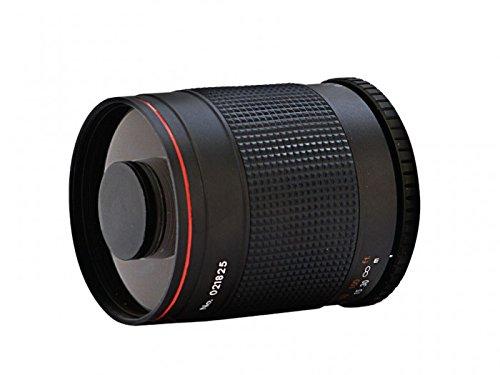 Vivitar 500MR F/6.3 SLR Teleobjektiv - Kameraobjektive (SLR, 7/6, Teleobjektiv, 2 m, Aluminium, 9,8 cm)