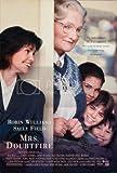 MRS DOUBTFIRE – Robin Williams – Wall Poster Print –