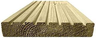 Drewniane deski tarasowe dwustronne, bardzo grube wytrzymał