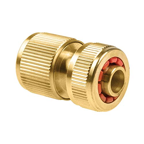 Cellfast Quick Connect, Repairer, Quick Disconnect, BRASS™- Stop Brass 1/2\
