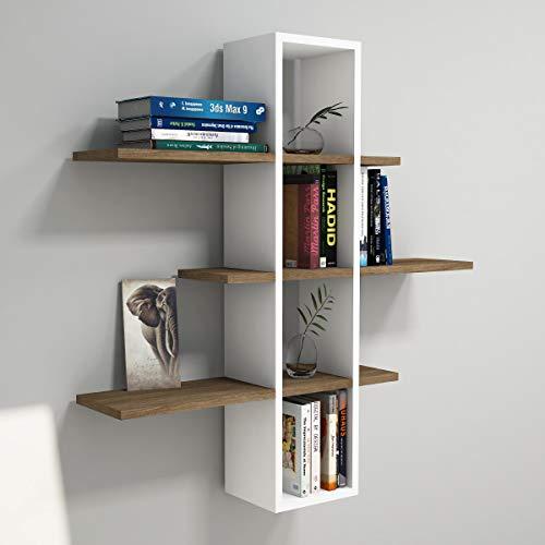 Vivense Ardo Wandplank met Display Units Zwevende plank