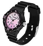 Women's Watch Sport Waterproof Watches Nurse Minimalist Simple Analog Watch Casual Ladies Watch Rose Gold Pink