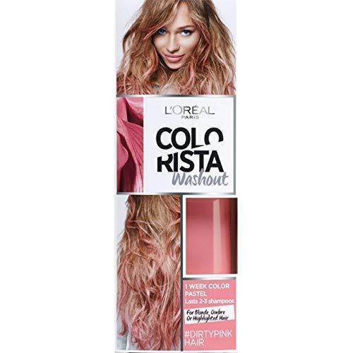 L'Oreal Paris Colorista Coloración Temporal Colorista Washout - Dirty Pink