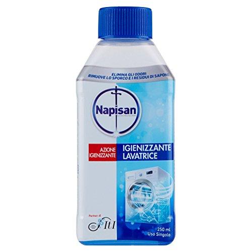 Napisan Igienizzante Lavatrice, 6 Confezioni da 250 ml