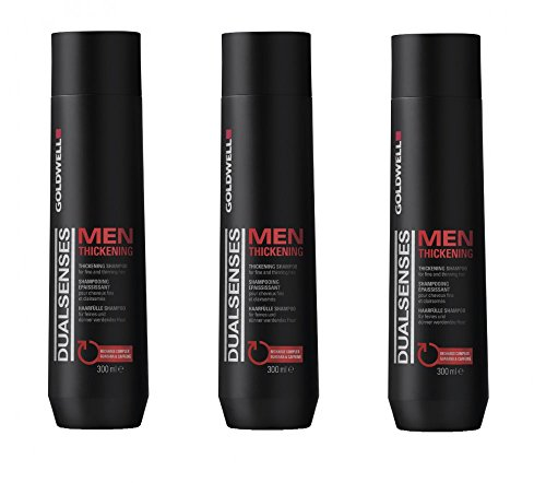 Goldwell Men Thickening Shampoo 3 x 300 ml Dualsenses GW