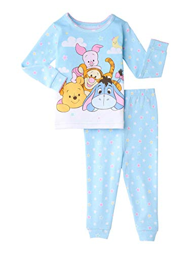 DISNEY WINNIE THE POOH BABY BOYS 2 PIECE JOGGER OUTFIT
