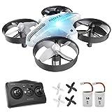 Mini Drone con Telecomando AT-66 Giocattoli per Bambini e Principianti Regalo...