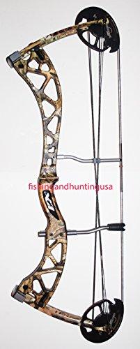 2017 Martin Archery Carbon Chameleon Compound Bow 0-70lbs 17-30' draw Mossy Oak RH