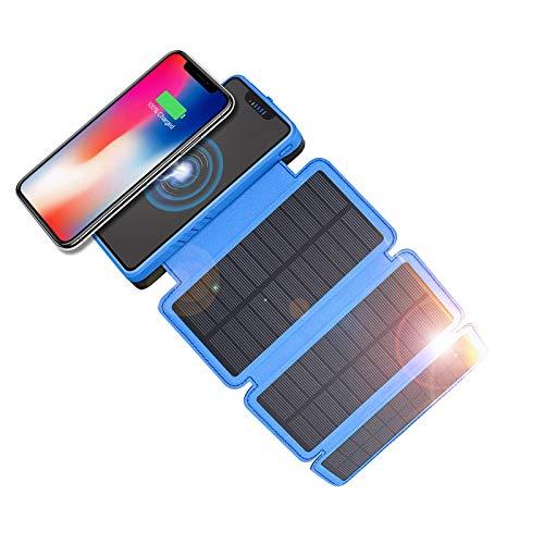 Zonhood Foldable Solar Power Bank