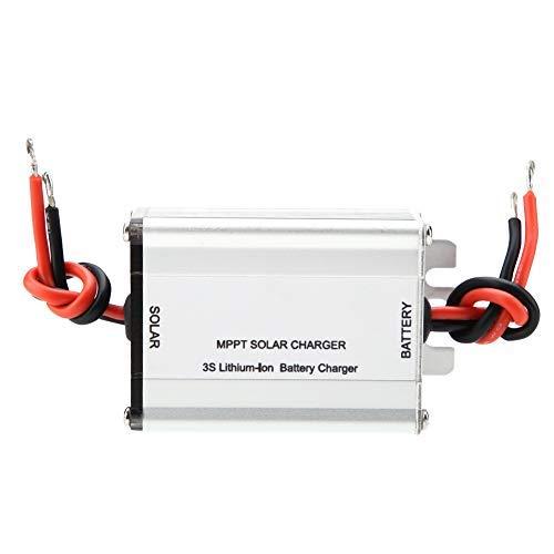 MPPT Solar Controller Ladegerät, BQ24650 18 V 5 A MPPT Solarpanel Ladegerät, Smart Regulator, 3S Lithium-Ionen Akku/4S LiFePO4 Battery Charger Board (3S Lithium Akku Ladegerät)