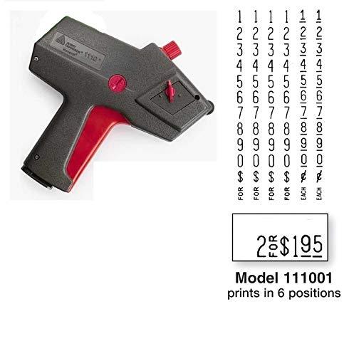 Monarch Price Gun - Model 1110 (1-Line)
