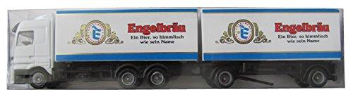 Engelbräu Rettenberg Nr.09 - EIN Bier, so himmlisch wie Sein Name - MB Actros - Hängerzug