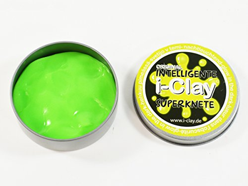 jameitop Intelligente Superknete (Nachtleuchtend grün)