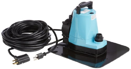 Little Giant 5-APCP Automatic Pool Cover Pump, Submersible Pump, 1/6 HP, 115V