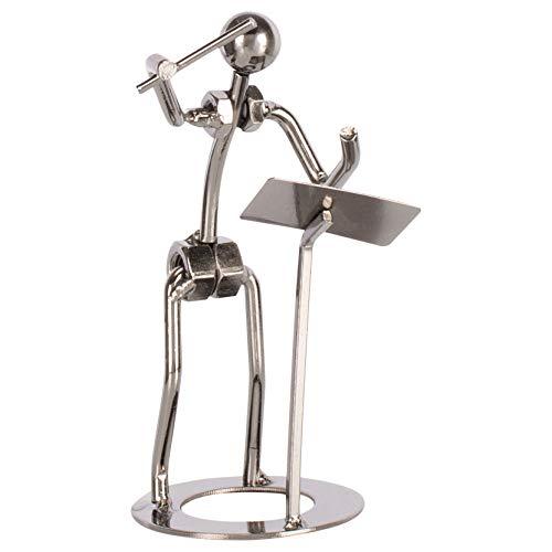 Silvertone Orchestra Conductor Figurine
