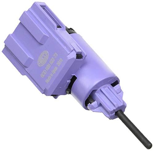 HELLA 6DD 008 622-731 Interruptor luces freno - 12V - Número de conexiones: 4 - bayoneta - eléctrico - Conmutador