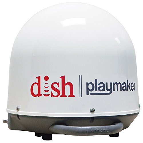 Winegard PA-1000 DISH Playmaker HD Portable Satellite Antenna (RV Satellite Dish, Tailgating Satellite Antenna)