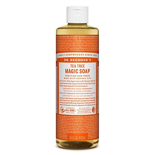 ネイチャーズウェイ ドクターブロナー マジックソープ magic soap ティートゥリー 473ml ネイチャーズウェイ