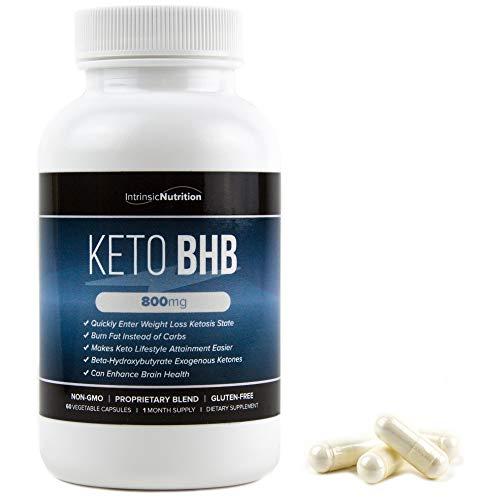 Keto BHB Diet Capsules, Advanced Weight Loss
