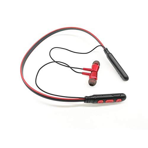 boxiangxu Auriculares inalámbricos inalámbricos con Bluetooth para colgar en el cuello