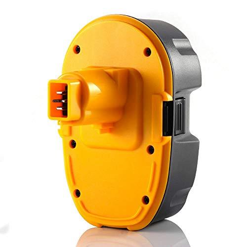 EverPowerANR 2 Pack 3000mAh 18V XRP Replacement Battery for Dewalt DC9098 DW9095 DE9095, Cordless Power Tools DW9096 DW9098, 18Volt 3.0Ah XPR for Dewalt Battery DC9096 DC9099 DE9096