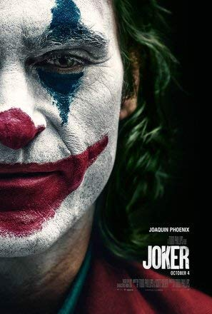 Joker – Joaquin Phoenix – U.S Movie Wall Poster Print - 43cm x 61cm / 17 Inches x 24 Inches A2