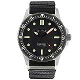 German Military Titanium Watch. GPW GMT. 200M W/R. Sapphire Crystal.