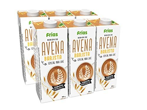 Frías - Bebida de Avena Barista caja con 6 litros
