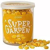 Super Garden maíz liofilizado - Snack saludable - Producto 100% puro y natural - Apto para veganos - Sin azúcares, aditivos artificiales ni conservantes añadidos - Sin gluten - No OMG