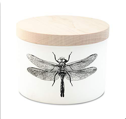 Skeem Design Citronella Sea Salt 3-Wick Candle jar