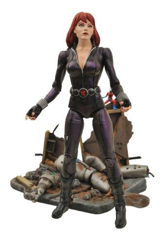 Marvel Figura La Viuda Negra (18cm)
