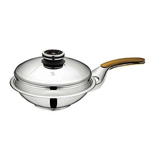 Zepter CookArt CookArt Masterpiece Wok-Pfanne (induktionsgeeignet) - ø24cm - 2,4 L
