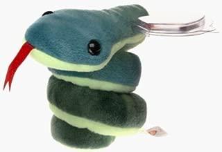 TY Beanie Baby - HISSY the Snake