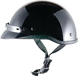 Crazy Al's Helmet With Visor Review