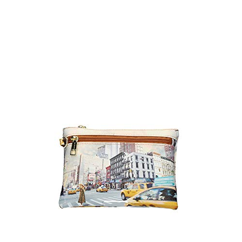 YNOT YES-342S0 POCHETTE Unisex STAMPA NEW YORK TU