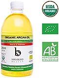 250 ml Aceite de Argán BIO 100% Puro Primera Presión en Frío para Pelo y Piel - El Original de Marruecos