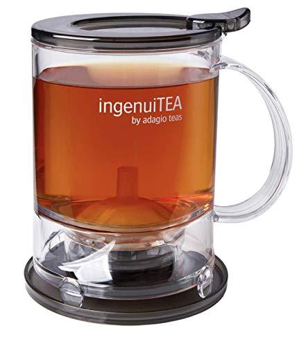 Adagio Teas IngenuiTEA 2 Bottom Dispensing Teapot 16 oz