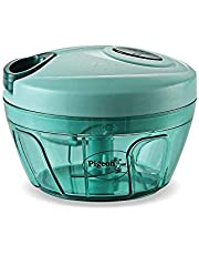 Pigeon Mini Handy (400 ml) and Compact Chopper with 3 blades for effortlessly chopping vegetables and fruits for your kitchen (12420)