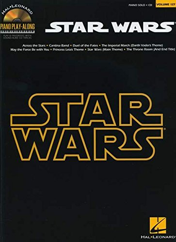 Star Wars (Piano Solo) Piano +Enregistrements Online: Piano Play-Along Volume 127