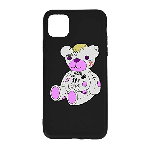 Lil Peep Bear I-Phone 11 Full Body Protection Shockproof Cover Case Drop Protection for Phone