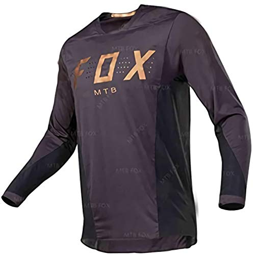 SuppliesZHY Maillot MTB Chicos MTB Jersey Motocross Cycling Off Road Dirt Bike...