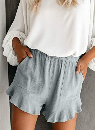 Cheap ruffle shorts _image3
