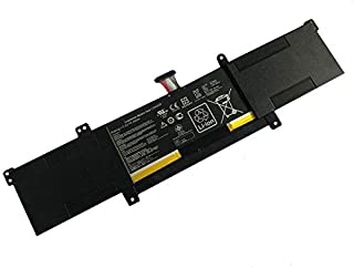 szquan 38Wh 4965mAh 7.4V Genuine C21N1309 Laptop Battery Compatible with Asus VivoBook S301LA S301LP Q301L C21PQ2H 0B200-00580100M Series