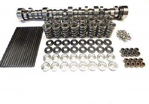 Brian Tooley BTR Stage 3 Naturally Aspirated Cam LS1 LS6 LS2 5.7 6.0 Camshaft includes Dual Spring Kit and Pushrods (Camshaft, Springs with Steel Retainers)