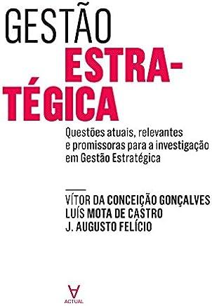 Gestão Estratégica (Portuguese Edition)
