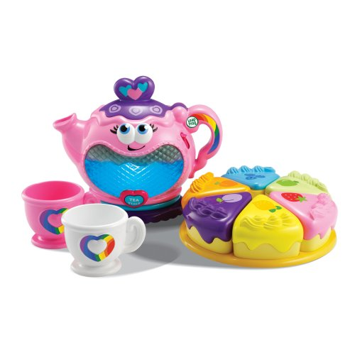 LeapFrog Musical Rainbow Tea Party (Frustration Free Packaging)