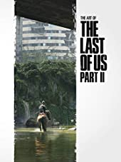 The Art of the Last of Us Part II (English Edition) de Naughty Dog